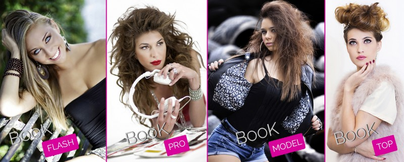 Book fotografici - Cataloghi - Advertising - Fashion